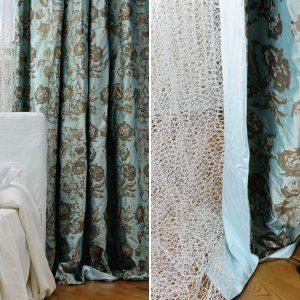 Wallpaper art fabric curtains nicosia cyprus