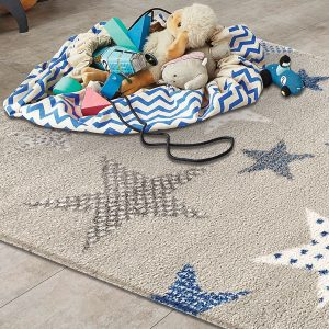 childrens carpet with stars wallpaper art cyprus nicosia